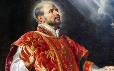 The Suscipe, by St. Ignatius of Loyola