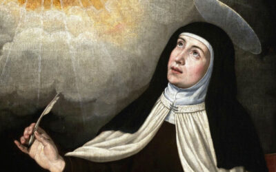 Christ has no body now on earth but yours (St. Teresa of Avila)